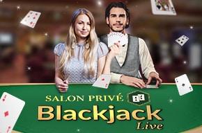 Salon Prive Blackjack II