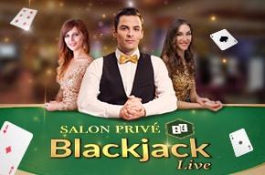 Salon Prive Blackjack III