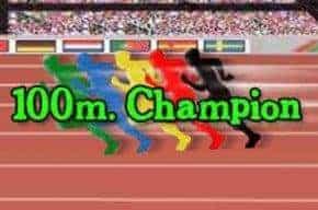 100m Champion