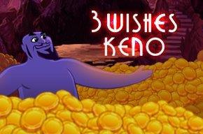 3 Wishes Keno