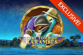 Lost Tomb of Karamses