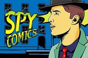 Spy Comics